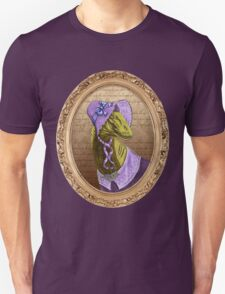 Charlotte Brontësaurus Unisex T-Shirt