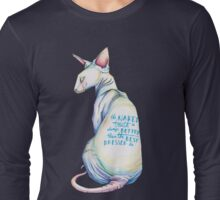 The naked truth Long Sleeve T-Shirt