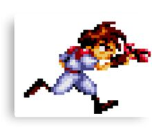 Gunstar Heroes Canvas Print