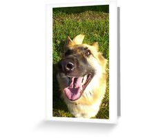 Ruff!! Greeting Card