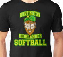 Huntington Highlander Softball Unisex T-Shirt