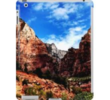 Zion National Park iPad Case/Skin
