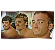 Three Muskateers Poster