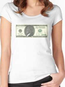 In Grodd We Trust Women's Fitted Scoop T-Shirt