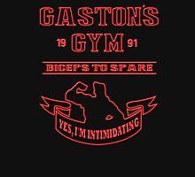 Gaston's Gym Red T-Shirt