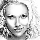 Scarlett Johansson by Richie Francis