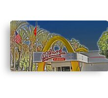 Micky Dees Canvas Print