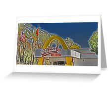 Micky Dees Greeting Card