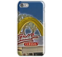 Micky Dees iPhone Case/Skin