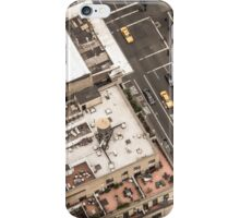 Vintage photograph of the streets New York City iPhone Case/Skin