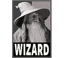 Wizard Photographic Print