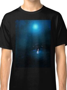 Dark Angel in the Forest Classic T-Shirt