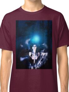 Dark Angel in the Forest 3 Classic T-Shirt
