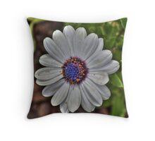 Daisy - Enhanced Throw Pillow