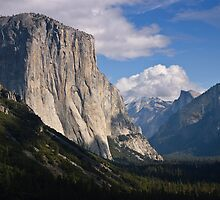 El Capitan, Yosemite National Park by upthebanner