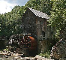 Glade Creek Grist Mill XVI by Lisawv