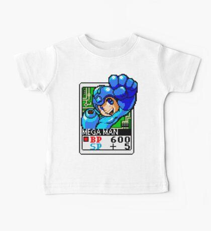 Mega Man Baby Tee