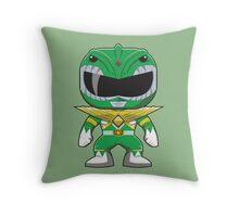 MMPR Green Ranger Funko Pop Throw Pillow