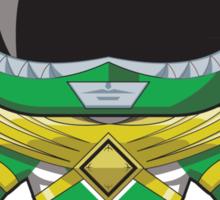 MMPR Green Ranger Funko Pop Sticker