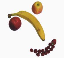 happy fruits by KERES Jasminka