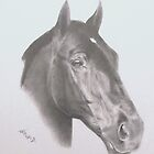 Horse by Ed Teasdale
