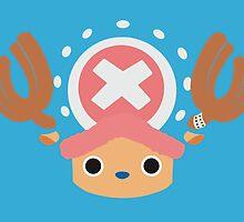 Cute Chopper  by 0Coconut
