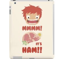 IT´S HAM! iPad Case/Skin