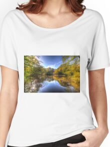 The Mirror Pond Women's Relaxed Fit T-Shirt