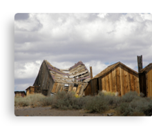 """""""Goodbye God! We are going to Bodie.""""  Canvas Print"""