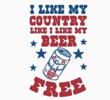 Free Beer T-Shirt