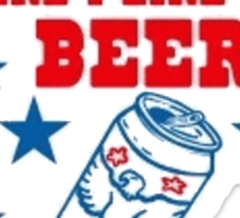 Free Beer Sticker