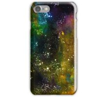 Brusho Outcome 2 | Four iPhone Case/Skin