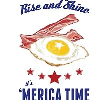 Merica Time by TrendingShirts