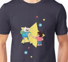 Finn meets Steven! Unisex T-Shirt
