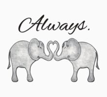 Always Elephants T-Shirt