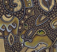 Curiosity and the Cat by Lynnette Shelley