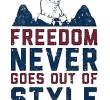 Freedom Style by TrendingShirts