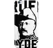 Ruff Ryder iPhone Case/Skin