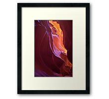 Antelope Canyon 11 Framed Print