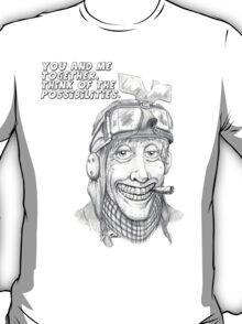 Gyro Captain-Possibilities2 T-Shirt