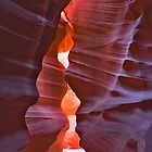 Antelope Canyon 12 by photosbyflood