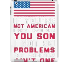 Freedom Aint One iPad Case/Skin