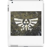 Legend of Zelda Triforce iPad Case/Skin