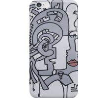 About a woman ( TB 22 ) iPhone Case/Skin