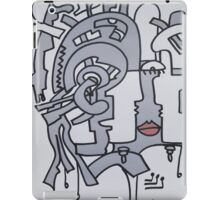 About a woman ( TB 22 ) iPad Case/Skin