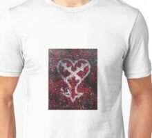 Kingdom Hearts Heartless Symbol Unisex T-Shirt