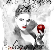 Long Live The Evil Queen by ClaraJAira