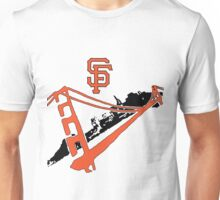 San Francisco Giants Stencil Unisex T-Shirt