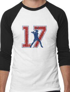 17 - Bryant (vintage) Men's Baseball ¾ T-Shirt