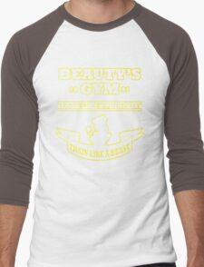 Beauty Gym Men's Baseball ¾ T-Shirt